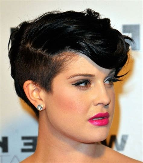 short hairstyle with shorter one side 5 hottest short one side mohawk haircuts african american