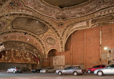 Detroit Michigan Court Search Michigan Building For Sale In Detroit Includes Stunning Historic Theater Turned