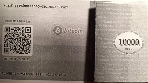 bitcoin paper wallet securing bitcoin with paper wallets bitcoin cold