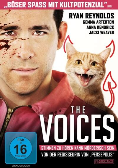 film up voices dvd kritik h 246 re nicht auf the voices kriminalakte