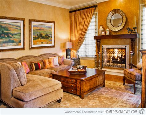tuscan living room design 15 stunning tuscan living room designs decoration for house