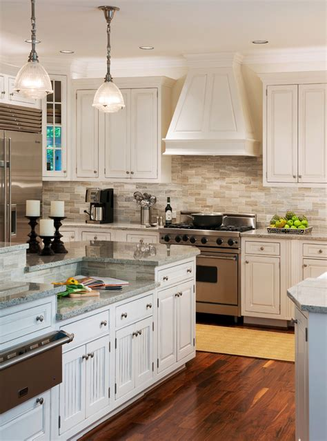 Wholesale Kitchen Cabinets Los Angeles wood vent hood kitchen transitional with candlesticks