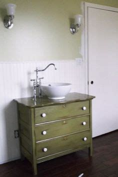 Where Can I Find Bathroom Vanities Antique Dresser With Copper Vessel Sink Ok Where Can I Find This Sink I Want It