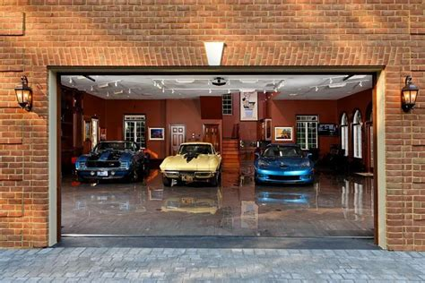 car garages luxury garages swagger magazine