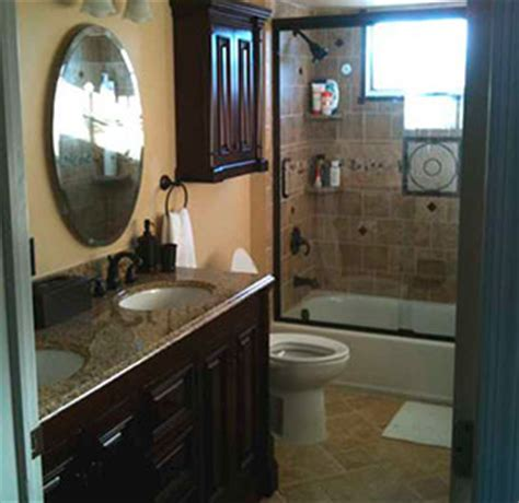 complete bathroom remodel small spare bathroom remodel j wase construction corp