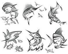 marlin tattoo bali tattoo by mark dupp markdupp com unbreakable tattoo