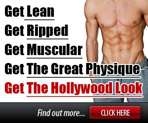 workout routines to get ripped and lean most popular