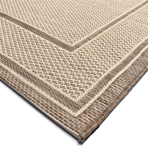 Large Outdoor Rugs Orian Rugs Indoor Outdoor Border Bonita Area Large Rug 3909 8x11 Orian Rugs