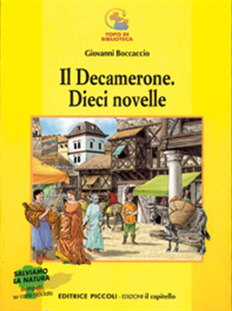 chichibio e la gru testo originale il decamerone dieci novelle gruppo editoriale il capitello