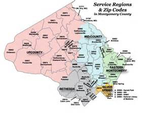 montgomery county map regional services centers montgomery county md