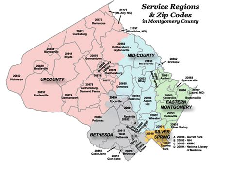 Search Montgomery County Md Montgomery County Map My