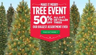 Michael s arts and crafts canada has a tree mendous new offer just