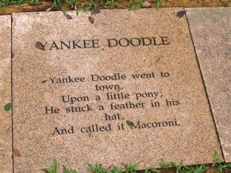 why did yankee doodle name the feather in his hat macaroni l a times crossword corner saturday october 4 2008