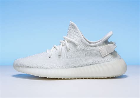Adidas Yeezy 350 Boost V2 White Kick links to the adidas yeezy boost 350 v2 white are available now weartesters