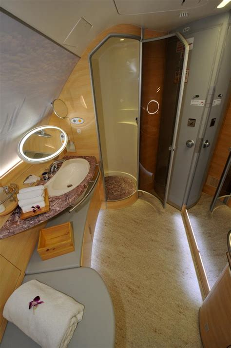 airbus a380 bathroom hostess with man in toilet on flight made over 1m