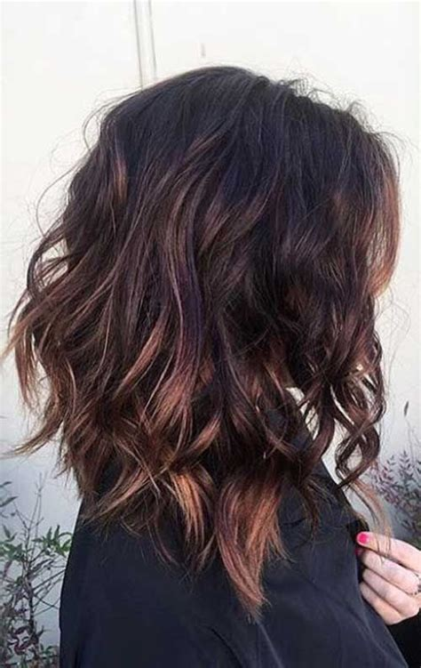 25 best brown haircuts hairstyles haircuts best 25 bob ideas on