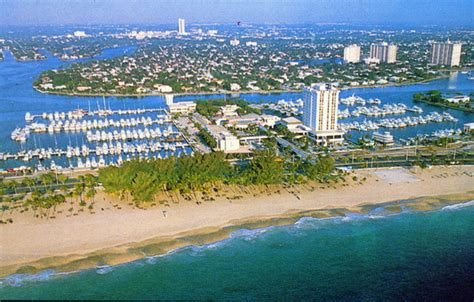 Fort Lauderdale Court Records Florida Memory Bahia Mar Hotel And Yachting Center Fort Lauderdale Florida