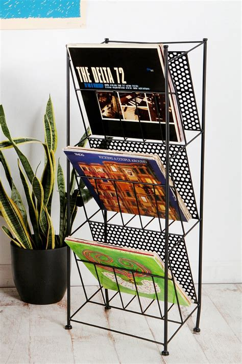 Record Racks by Corner Store Record Rack Outfitters
