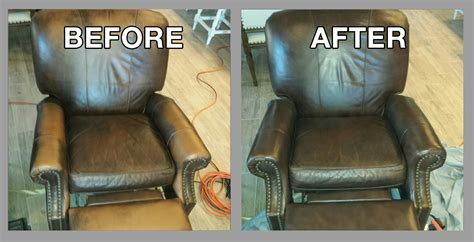 restore leather couch color premier leather restoration texas what customers say