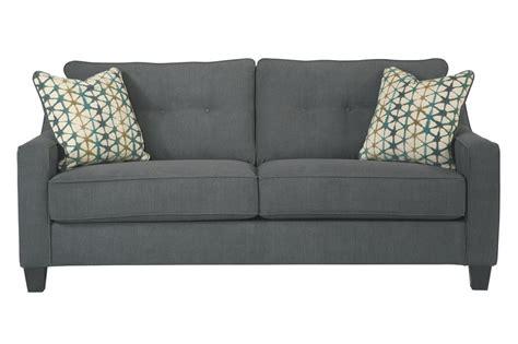 ashley grey sofa sitting pretty sofa styles 101 ashley furniture