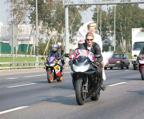 Motorrad Spr Che Hochzeit by Ich Heirate Einen Motorradclub Moppedblog