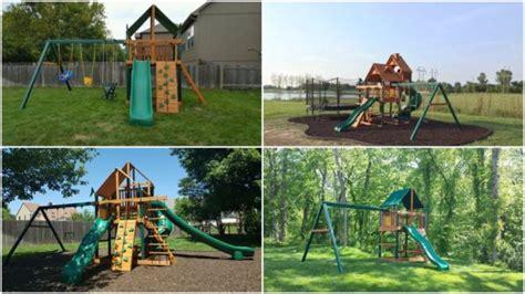 swing sets kansas city home receation installations llc kansas city