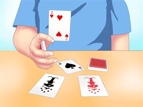 how to your to do tricks 3 ways to do a basic sleight of magic trick wikihow