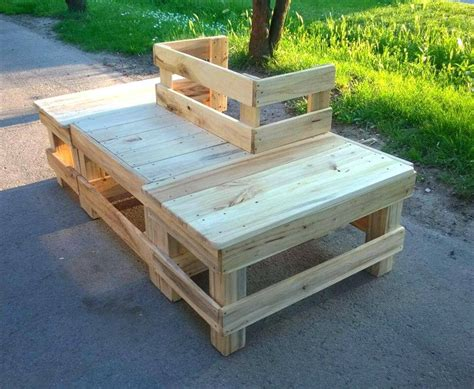 wood pallet benches around the tree pallet bench 99 pallets