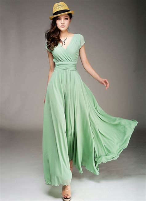 light green dress with sleeves cap sleeve light green maxi dress with v neck ruched