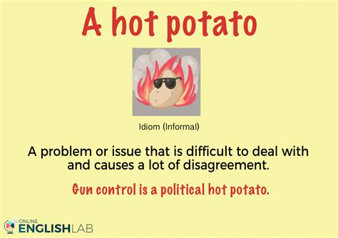 office hot meaning a hot potato idiom meaning and sentence photos office