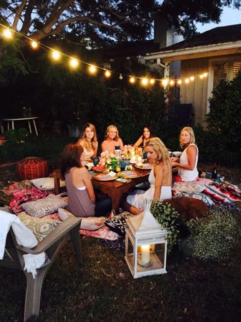 bohemian garden party 171 covet living