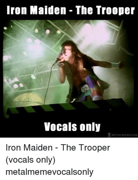 Iron Maiden Memes - 25 best memes about metal meme metal memes