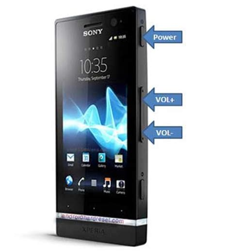 soft reset android xperia reset sony xperia u how to hard reset android phone sony