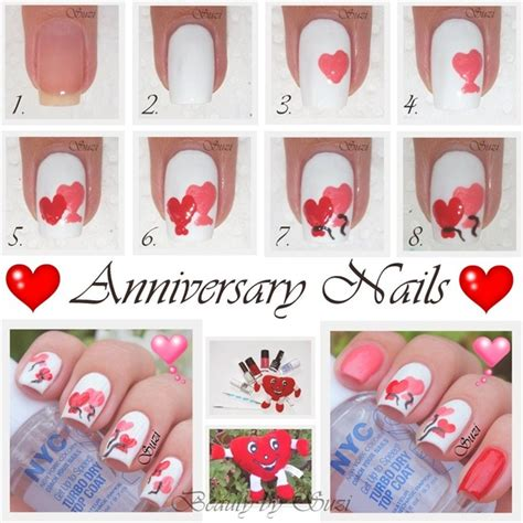 How To Do 3d Nail Step By Step