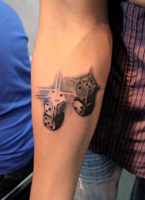 dice tattoos designs ideas  meaning tattoos