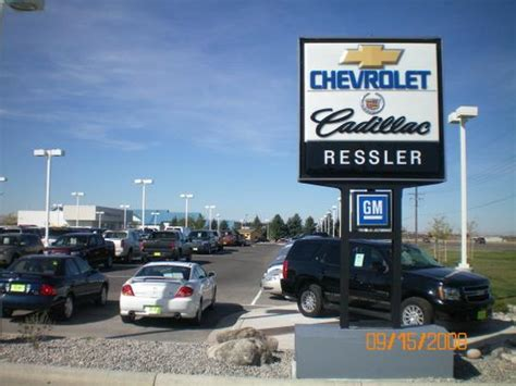 ressler motors ressler motors car dealership in bozeman mt 59715