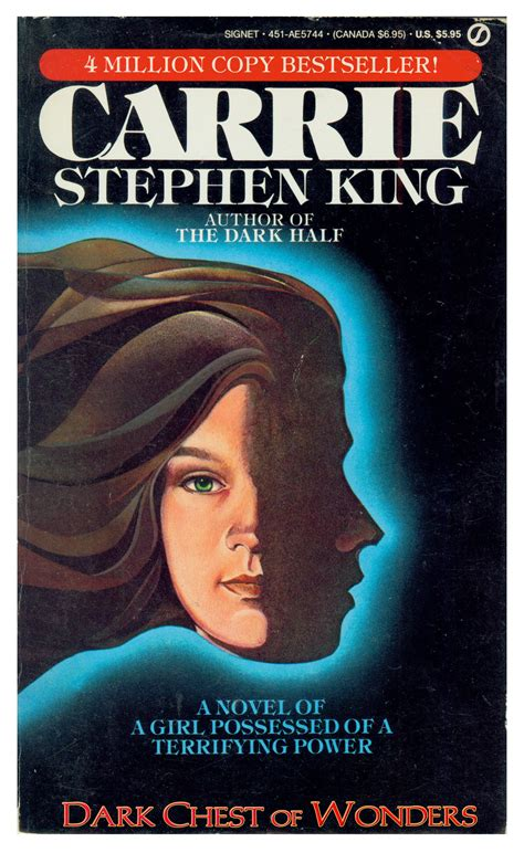 carrie by stephen king chest of wonders