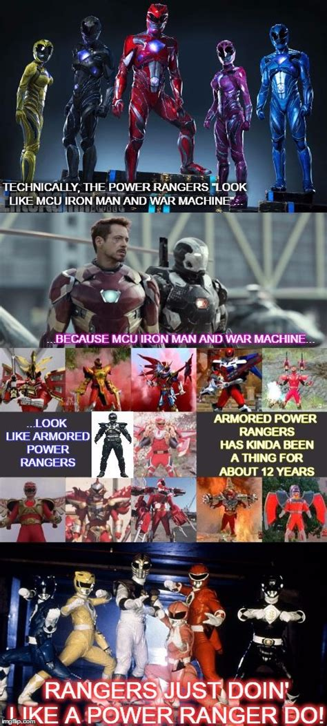 Power Ranger Meme - image tagged in power rangers imgflip