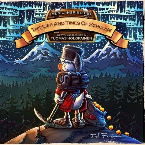 the life and times tuomas holopainen the life and times of scrooge metal
