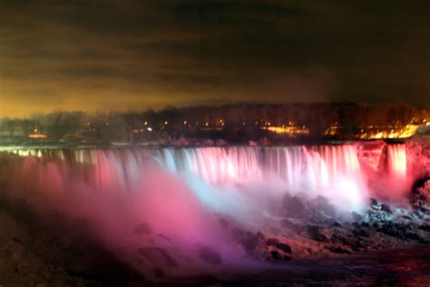Festival Of Lights Niagara Falls by Niagara Falls Winter Festival Of Lights Set To Begin