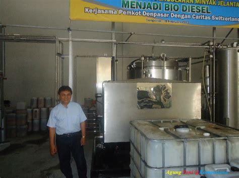 Minyak Goreng Bio melirik potensi minyak jelantah sebagai energi biodiesel
