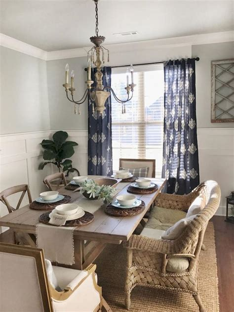 rustic dining room ideas feel  nature   lovely