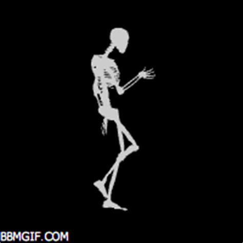 imagenes gif para iphone esqueleto bailando etiquetas feliz halloween divertido