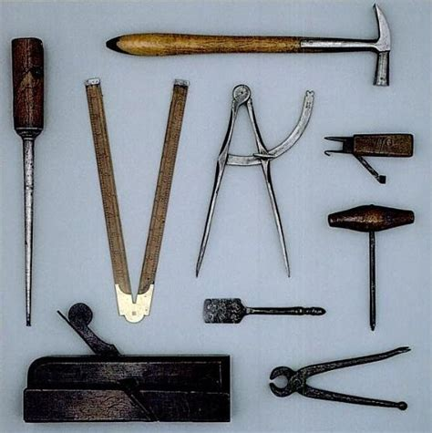 colonial carpenters tools  school woodworkers https