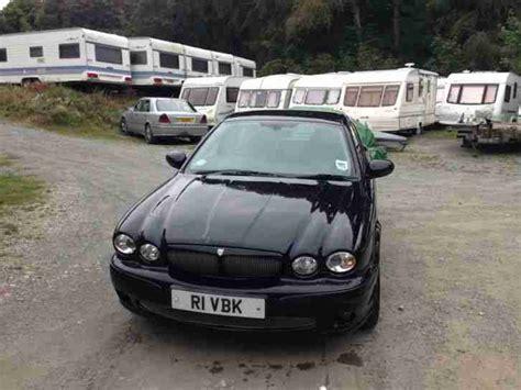 jaguar 2005 x type sport d black car for sale