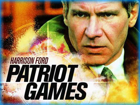 Patriot Games 1992 Full Movie Patriot Games 1992 Movie Review Film Essay