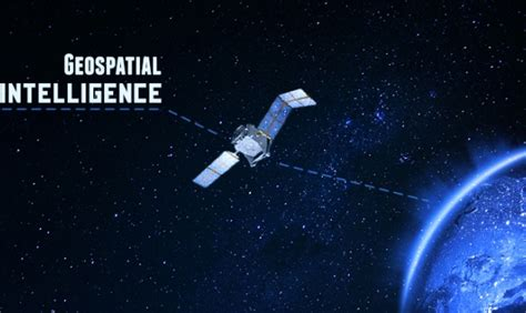 bae systems  provide geospatial intelligence support