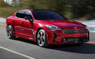 kia stinger gt 2018 us wallpapers and hd images car pixel