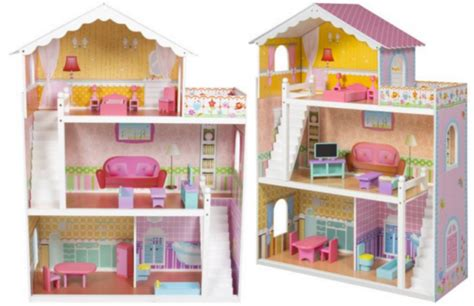 large wooden doll houses 79 99 reg 200 large children s wooden dollhouse free shipping