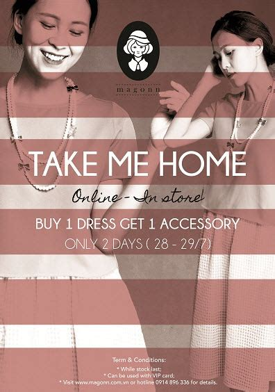 take me home buy 1 dress get 1 accessor magonn design